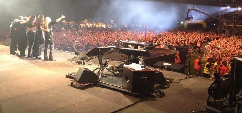 Koncert Nightwish w Polsce