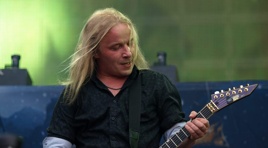Zapytaj Nightwish: Emppu Vuorinen