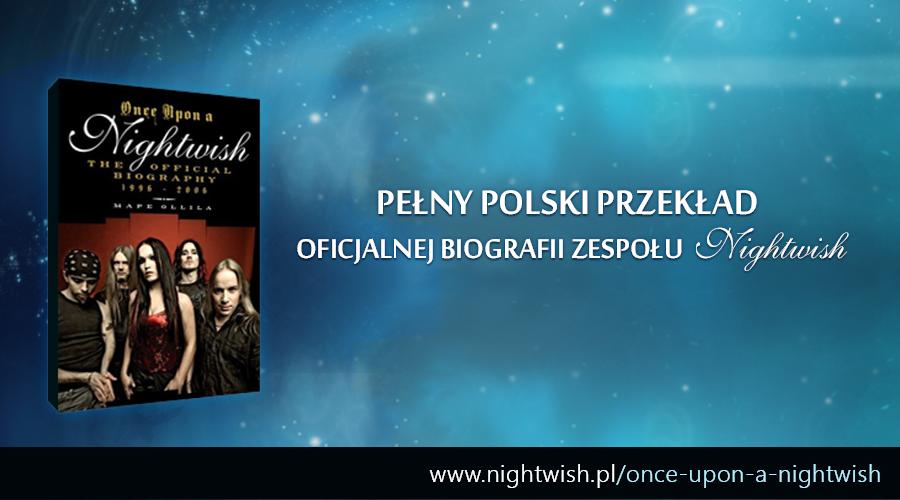 Once Upon A Nightwish – pełne polskie tłumaczenie