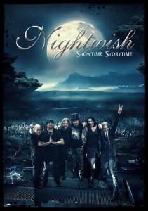 """Showtime, Storytime"" - okładka DVD"