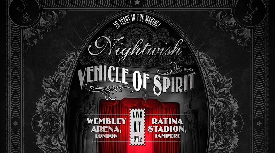 Vehicle of Spirit – nowe DVD